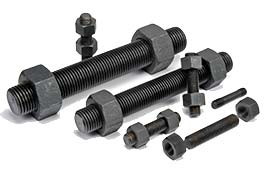 ASTM A193 Grade B7 Stud Bolts with 2H Nuts